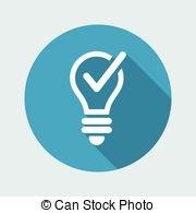 cheque-innovador-idea-vector-tela-icono-dibujo_csp45747193