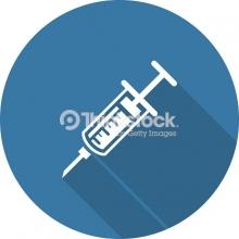 vacuna ícono