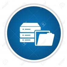 35452796-icono-de-base-de-datos-en-el-botón-azul-limpio-vector