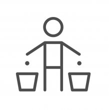 garbage-separation-line-icon-vector-21714186