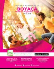 Boyaca Julio 2019