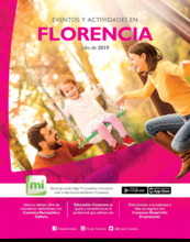 Florencia Julio 2019