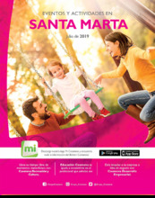Santa Marta Julio 2019