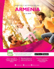 Armenia Julio  2019