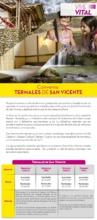 Contenido Termales de San Vicente