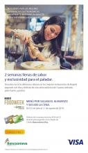 22072019 foodweek activación TC Mastercard (2)