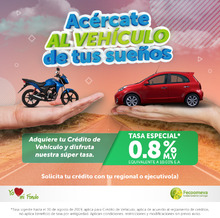16AGOS_ tasa esp credito vehiculo 2019 refuerzo 2