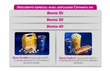 Descuentos Cine Colombia