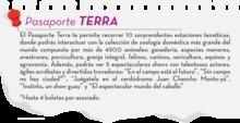 Destacado descripción gráfica Pasaporte TERRA