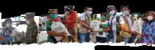 Banner entrega mercados
