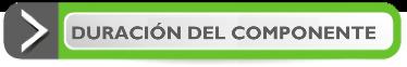 DURACIÓN DEL COMPONENTE