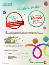 Promoción de Tarjetas de Crédito Mastercard y Visa de Bancoomeva