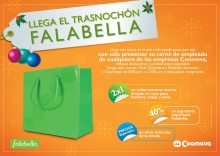 email colaboradores promo Falabella- Tajeta Coomeva- Dic 17 2009