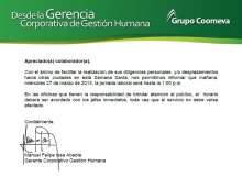 Horario Semana Santa 2013 - Manuel ISSA