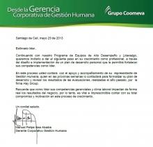 Manuel Issa - Gerencia Media y Super