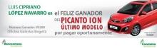 Picanto ganador