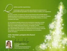 Mensaje Navidad MEPZ - Español
