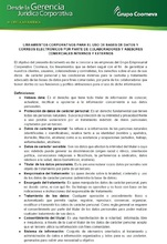 Lineamientos BD-mail - 24-03-2014 - 1