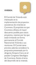Comitès Regionales_Avances4_Vivienda