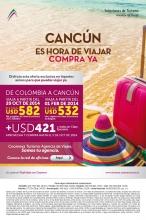 Salida a Cancun