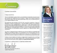 Carta Candidatura María Eugenia Pérez 2014