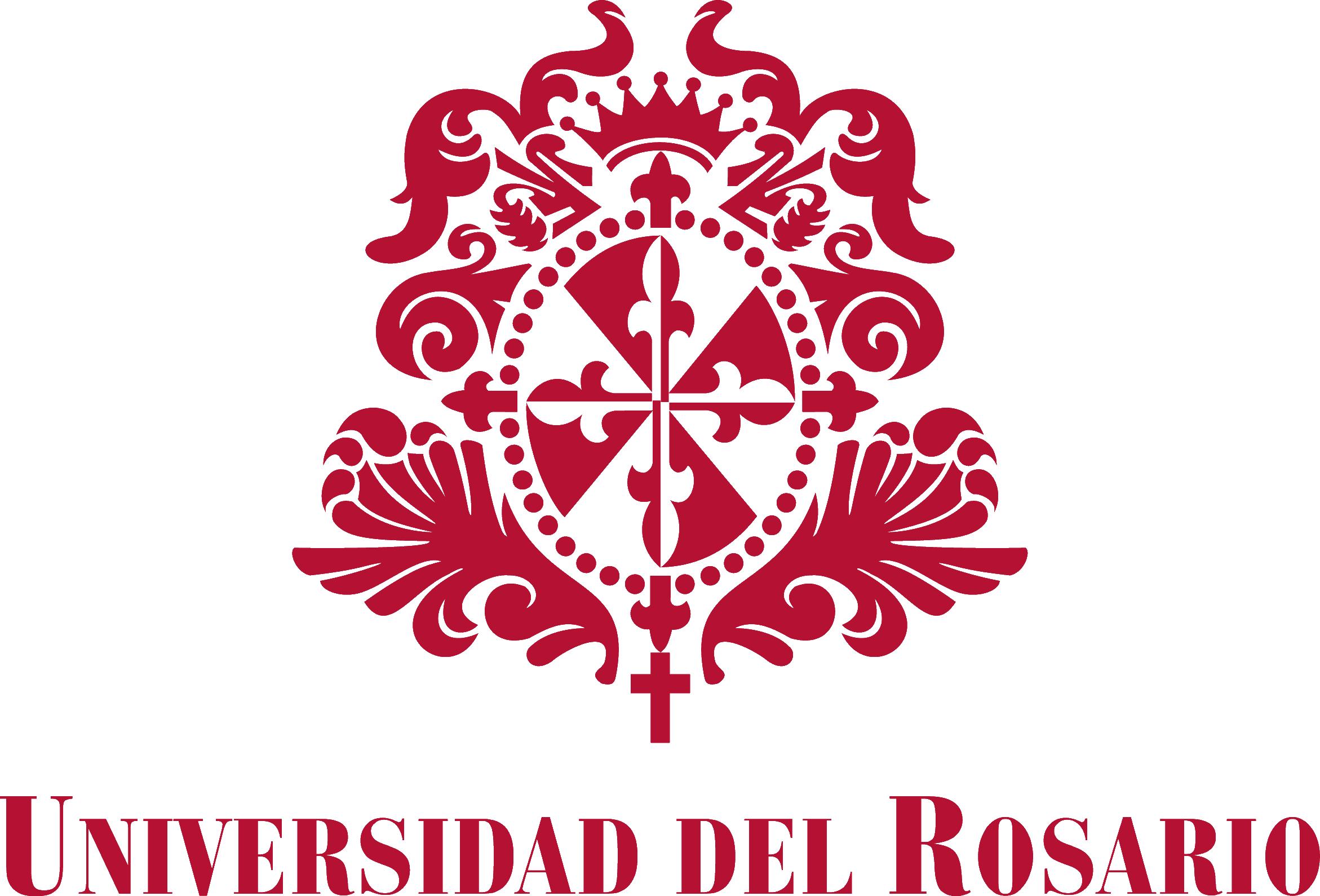 Resultado de imagen para Logo de la universidad del rosario