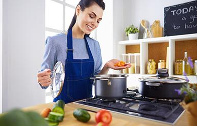 Cocinemos juntos en casa