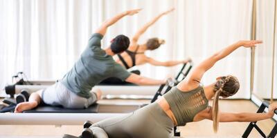 Mueve y reta tu cuerpo: Pilates