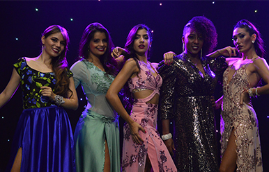 Show musical Mujer Divina