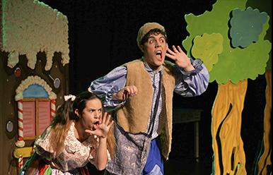 """Obra de teatro infantil: """"Hansel y Gretel"""""""