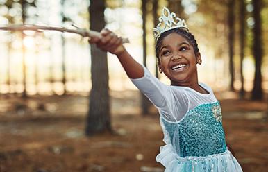 Arkadia: Guerrros y princesas