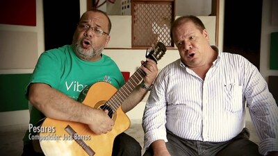 """Show musical """"Los hermanos Calero"""""""