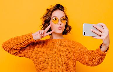 Taller de selfie