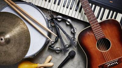 Show musical Grupo Serranía