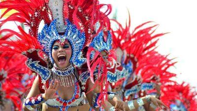 Viaje por las danzas del Carnaval de Barranquilla