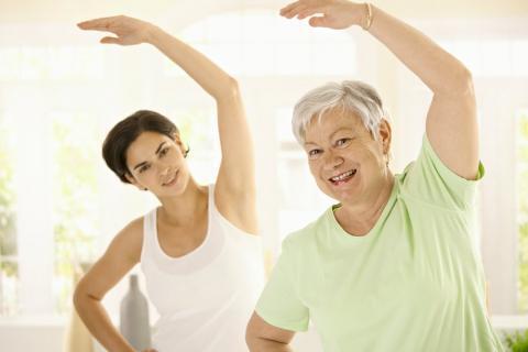 Ejercicios terapéuticos para la Fibromialgia y Fatiga Crónica