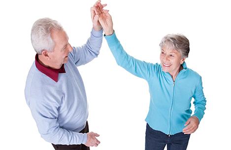 Coonectados: Baile