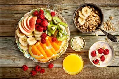 Taller: desayunos saludables
